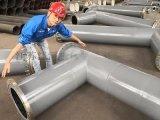 双金属复合管焊接难点「江苏江河耐磨管道」