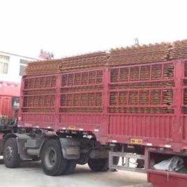 山西临汾青岛pvc护栏厂家 pvc花箱护栏