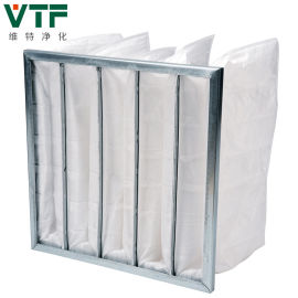 空调机组专用中效袋式过滤器