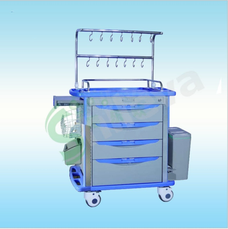 多功能ABS输液车,多功能送药车,ABS急救车