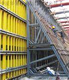 单侧模板  单侧支模   单侧支架  地铁模板