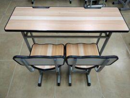郑州课桌椅儿童课桌批发幼儿园课桌椅塑料面厂家