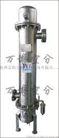 WDL-80F压缩空气后部水冷冷却器