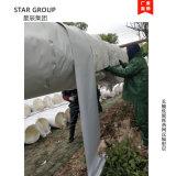 玻纖鋁箔布 長輸熱網耗耐高溫反輻射層