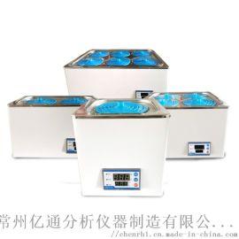 HH-1/2/4/6数显恒温水浴锅