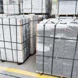 麻石噴砂面地鋪板磚 芝麻白細花噴砂板