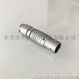 圆形推拉自锁连接器, 全芯连接器,3B24芯插头