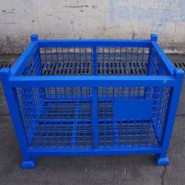 周转箱 金属料箱 可吊装可堆垛仓储笼