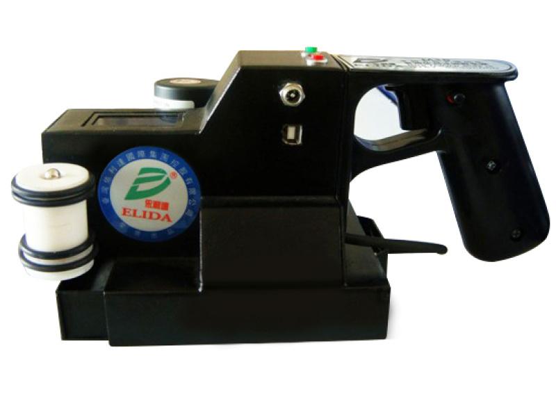 陽山日期噴碼機廣州手持充電式打碼機着墨均勻