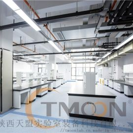 西安TMOON实验台展厅参观直销实验台安全可靠