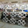 玄关浮雕镂空铝单板 造型浮雕铝单板屏风