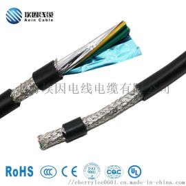 YSLCY欧标控制屏蔽电缆