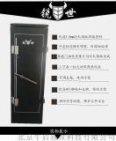 22u网络电磁  机柜 1.4米防信号泄露防辐射保密 锐世PBS-7722