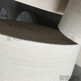 全棉食品帆布输送带 耐高温棉布带