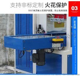 双头气动高频焊接机,pvc充气坐垫高周波压合成型加工机械设备