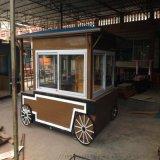 售 车 创意英伦小车造型景观售 车