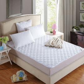 厂家直销 磨毛床垫 星级酒店床垫保护垫 双人