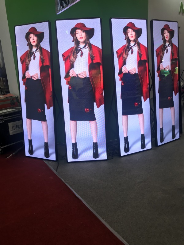 背景墙LED显示屏P2.5高刷多少钱一平米