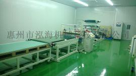 PC、PMMA光学片材挤出生产线