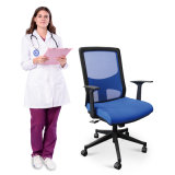 SKE054-2醫師椅 可移動旋轉護腰椅 辦公椅