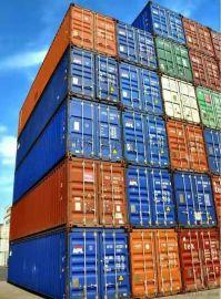 二手  货柜,广州集装箱二手高箱,旧集装箱