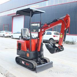 现货供应履带式小型挖掘机 农用果园小型挖掘机