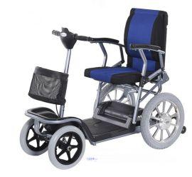老年人代步车 互邦电动轮椅HBDB3 电无刷电机