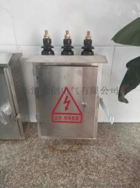 不锈钢变压器保护箱装DZ20Y开关