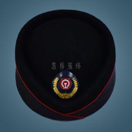 航空空姐帽,动车地铁乘务员帽子,乐队舞台演出帽子