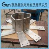宝鸡厂家直供优质钛包铜阳极复合材