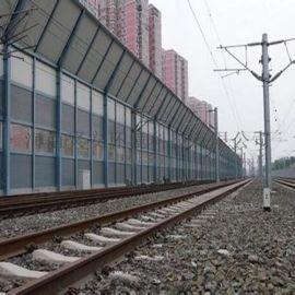 公路铁路高架桥声屏障怎么安装隔音屏障厂家