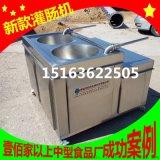 不锈钢正宗台湾香肠灌肠机有哪些优势