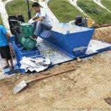 現澆自走式水渠成型機 農田水渠一次成型機