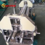 四米廠熱鍍鋅板滾圓桶機 新之谷滾桶卷板機