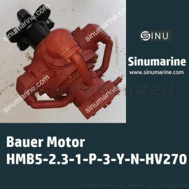 舱盖液压马达HMB5-2.3-1-P-3-Y