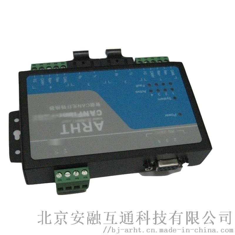 CAN光纖中繼器光端機