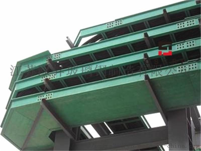 玻璃钢桥架 玻璃钢型材-「江苏欧升」