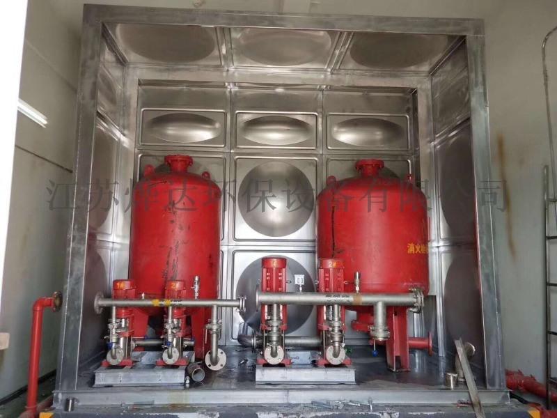 消防稳压设备中多级泵的运用
