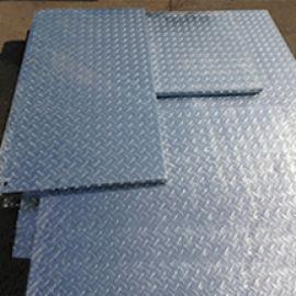 平台热镀锌钢格板 水沟盖不锈钢钢格板 异形钢格板