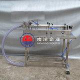 半自动蜂蜜灌装机瓶装蜂蜜定量灌装设备膏体灌装机