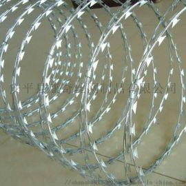 高速公路隔离防护用热镀锌刺绳 双股刺绳一吨报价