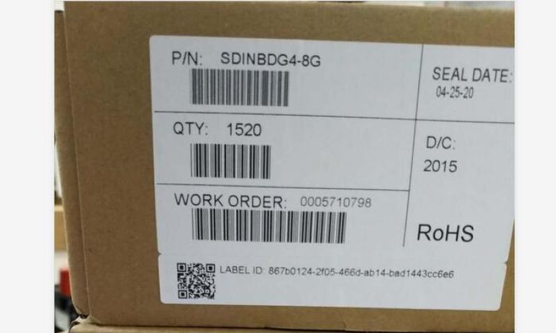 SDINBDG4-8G 出原裝SanDisk