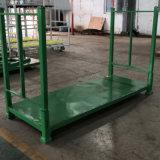 折叠货架 移动货架 钢制堆垛架