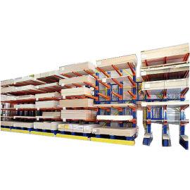江門板材貨架,惠州卷材貨架,伸懸臂貨架