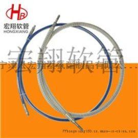 压钢丝增强清洗软管,宏翔清洗机高压软管厂家