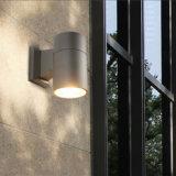 现代防水压铸铝上下照壁灯 创意LED阳台走廊墙壁灯