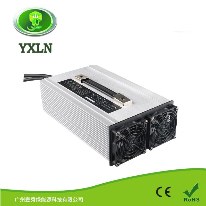 12V100A电动叉车 电动汽车充电器