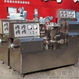 豆皮机牛排 豆腐皮生产机器 利之健食品 不锈钢豆腐