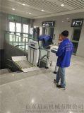 桐城市弯轨智能升降台台阶式电梯启运斜挂电梯