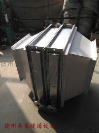 造纸厂钢厂换热器散热器SRZ-15*10空气加热器